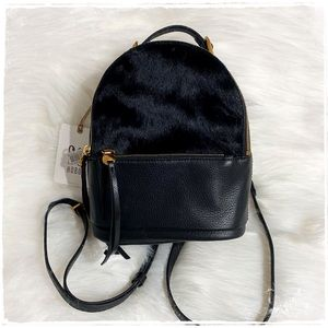 NWT! Hobo Revel Convertible Leather Backpack